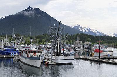 Sitka Harbor, AK